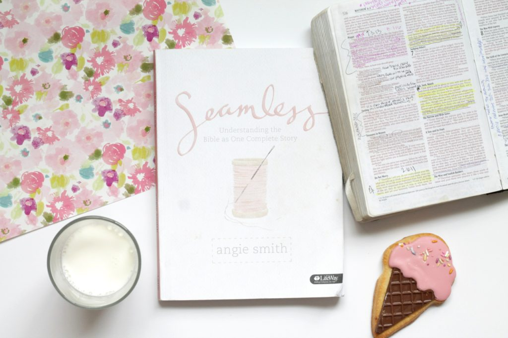 Great New Study for Women: Seamless: Understanding the Bible as One Complete Story