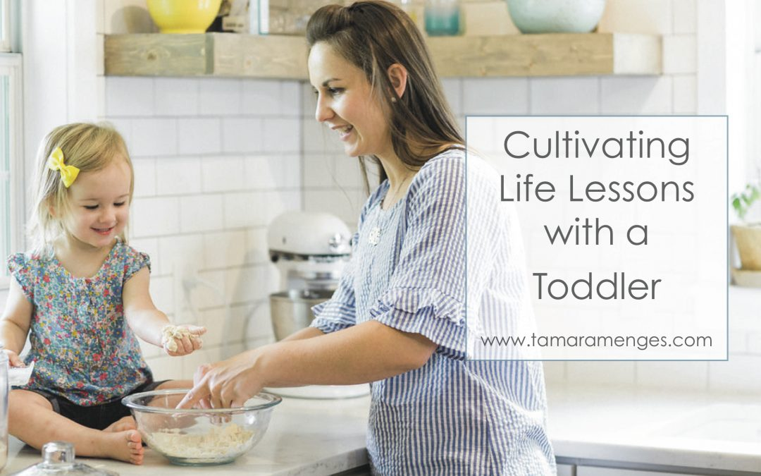 Cultivating Life Skills with a Toddler