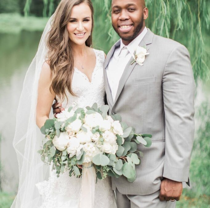 Kayla and Emmanuel's First Day as Husband and Wife