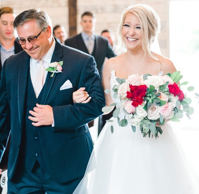 Madison and Sean's Wedding at Big Sky Barn