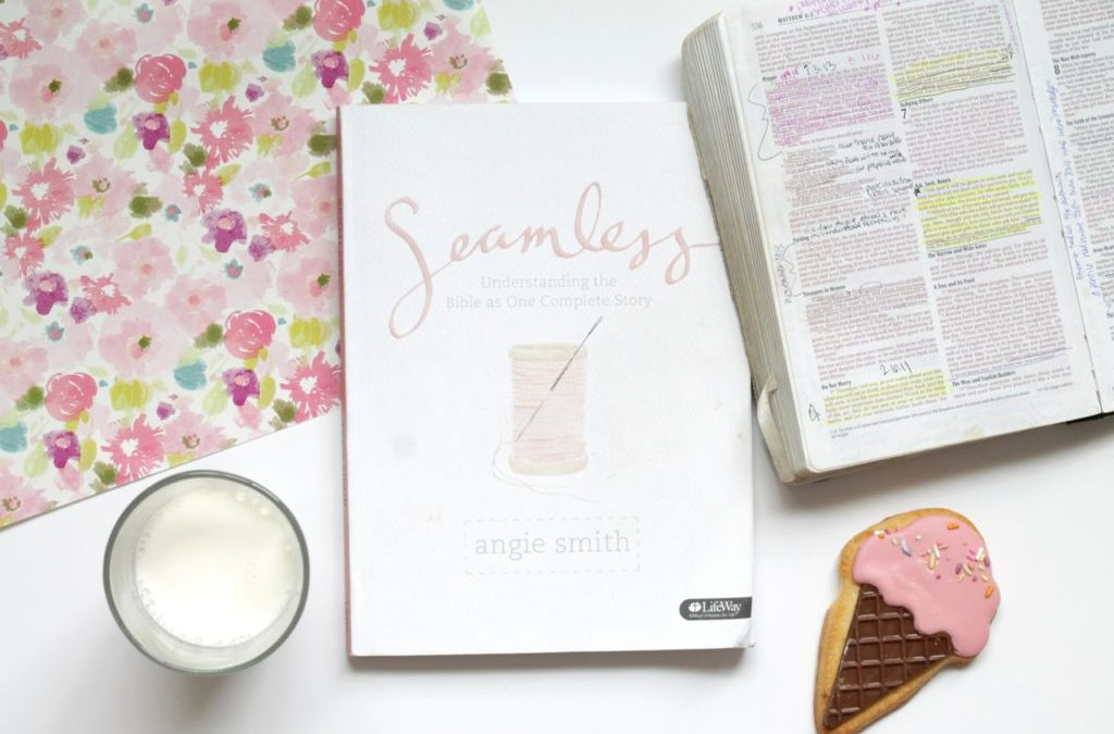 Seamless Bible Study by Angie Smith Review + Giveaway!