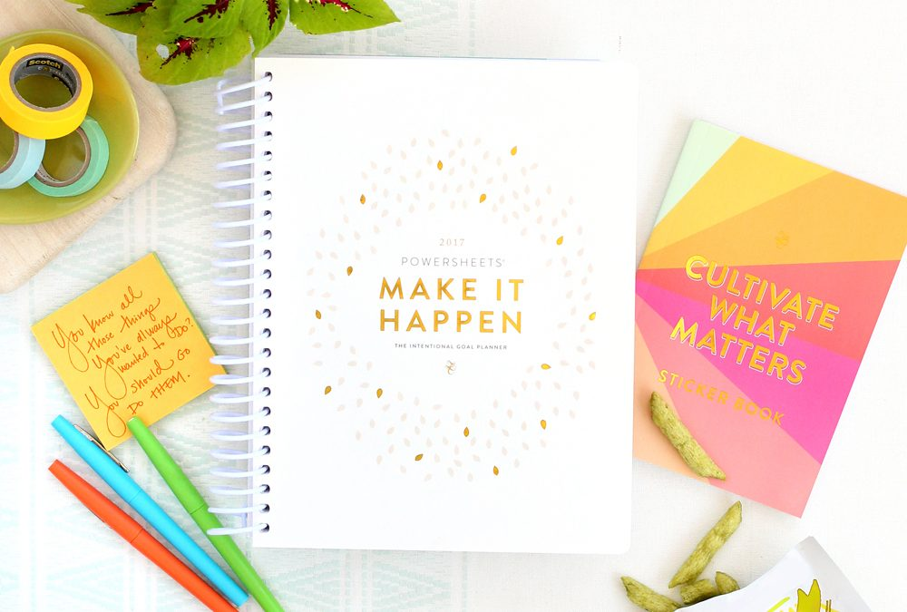 Cultivate What Matters Launch Day!