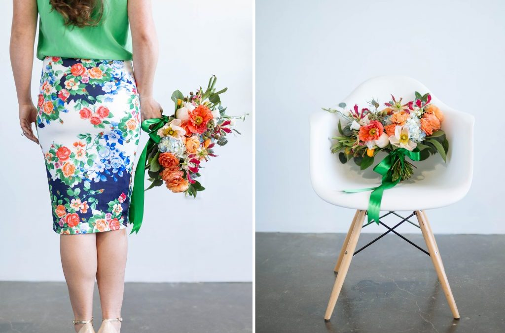 Floral Designer Fashion, Floral Prints