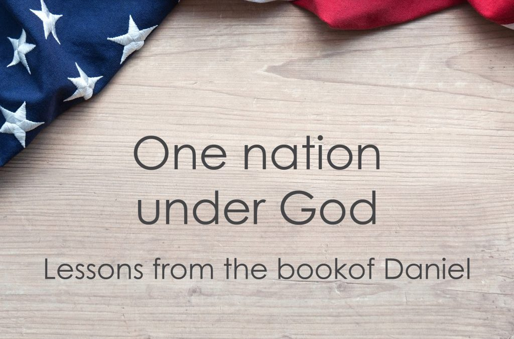 One Nation Under God: Election 2016