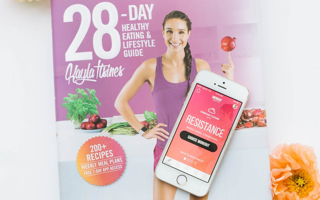 Five Reasons to Love the Sweat With Kayla Workout App
